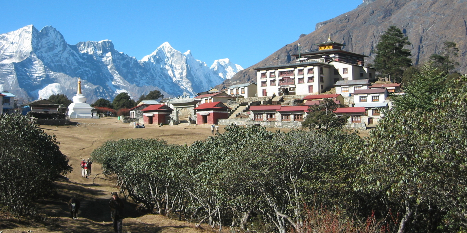 Tengboche-Monastery-Everest-base-camp-trek